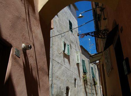 Artallo, Frazione di Imperia, Via Domenico Bruno