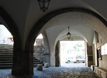 Pigna (IM) – Piazza Vecchia