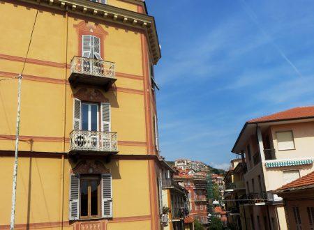 Imperia, Porto Maurizio – Via Aurelia