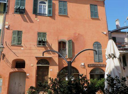 San Lorenzo al Mare (IM) – centro storico di ponente