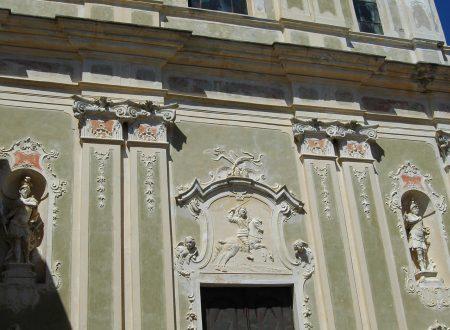 Riva Ligure (IM) – Chiesa Parrocchiale di San Maurizio