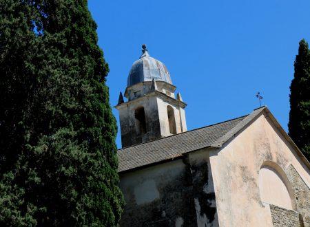 Dolceacqua (IM) – Chiesa di San Giorgio