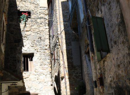Apricale (IM) – Via San Bartolomeo