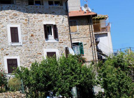 San Biagio della Cima (IM): poco a monte del paese