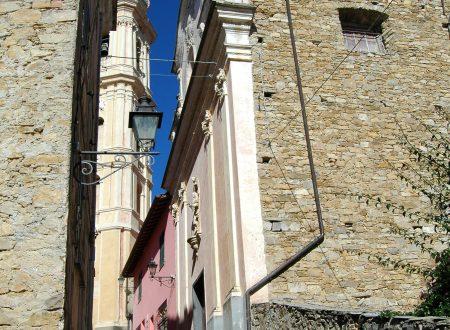 Pompeiana (IM): Chiesa Parrocchiale di Santa Maria Assunta ed Oratorio di Santa Maria Maddalena